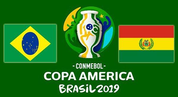 Бразилия - Боливия 15 июня: прогноз на матч Копа Америка 2019