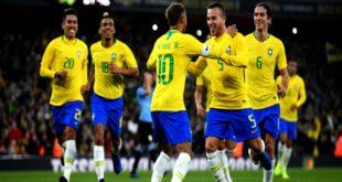 Состав Бразилии на Кубок Америки по футболу 2019