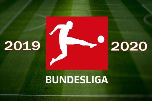 Бундеслига турнирная таблица 2019