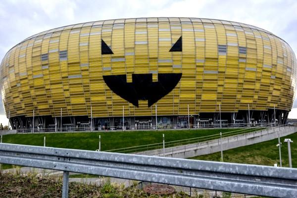 СТадион Гданьск (Польша)