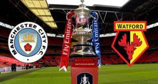 Манчестер Сити - Уотфорд 18 мая: прогноз на финал Кубка Англии 2019