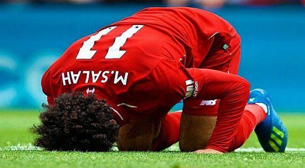 Мохаммед Салах не сыграет против Барселоны в ответном матче