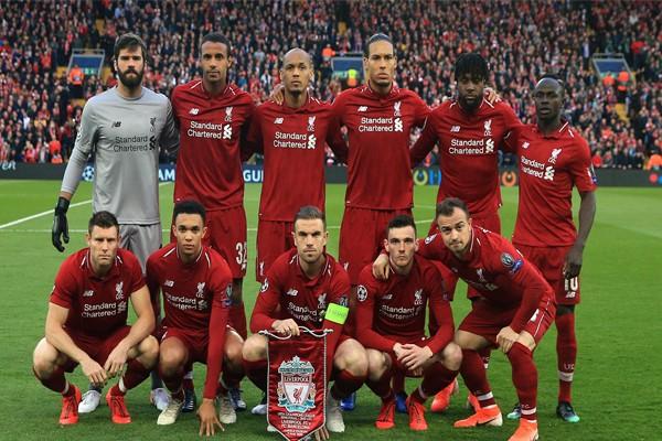 Игроки Ливерпуля 2019