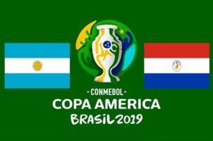 Аргентина - Парагвай 20 июня: прогноз на матч 2-го тура Копа Америка