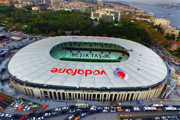 Стадион Бешикташ Парк
