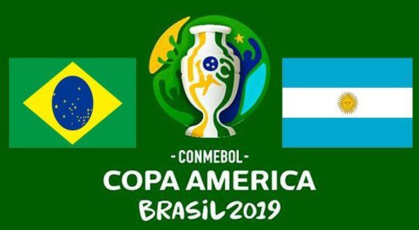 Бразилия - Аргентина 3 июля: [прогноз] на 1/2 Кубка Америки 2019
