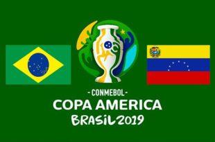 Бразилия - Венесуэла 19 июня: прогноз и ставка на матч Копа Америка