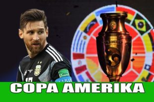 Тест по Копа Америка по футболу