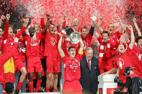 Ливерпуль 2005