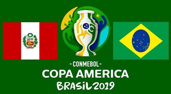 Перу - Бразилия: прогноз и ставки на матч Копа Америка 22 июня