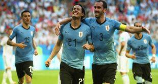 Состав сборной Уругвая на Кубок Америки по футболу 2019