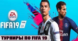 Развитие киберспортивной дисциплины FIFA 19