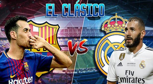 Барселона - Реал 27 октября 2019: прогноз, ставки, составы на Эль Класико