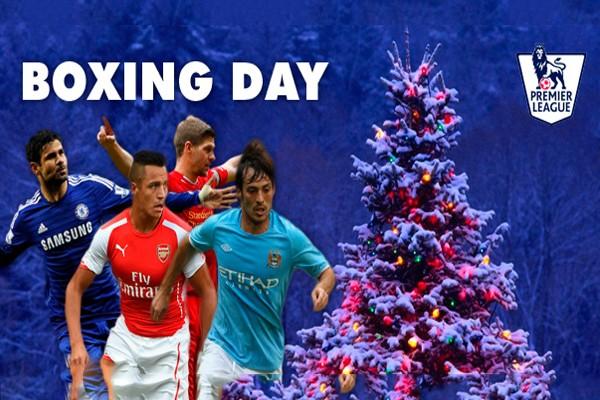 Календарь английского футболд boxing day