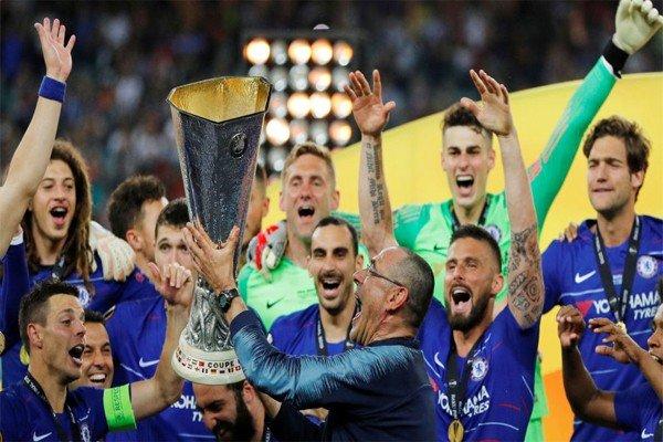 Финал Лиги Европы 2019 в Баку