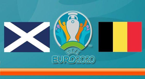 Шотландия - Бельгия 9 сентября: прогноз и ставки на матч Евро-2020