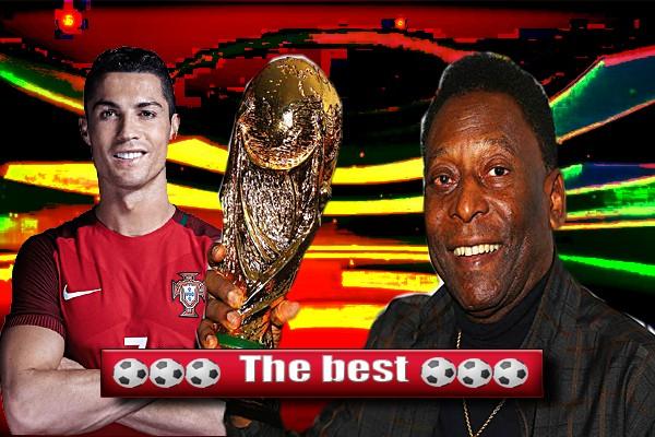 ТОП-10 самых лучших футболистов мира за всю историю