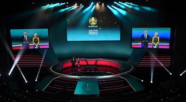 Жеребьёвка ЕВРО-2020 по футболу: финальная стадия