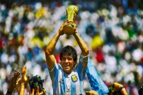 Марадона лучший из лучших