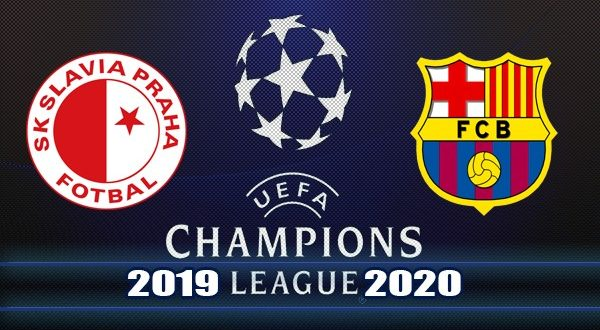 Славия Прага - Барселона (23.10.2019): прогноз и ставки на матч ЛЧ