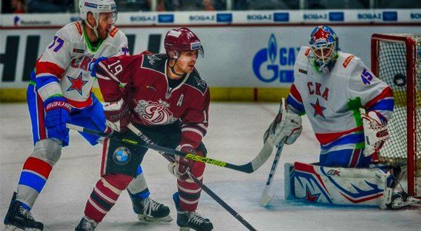 Амур - СКА 13 ноября: прогноз и ставки на матч КХЛ