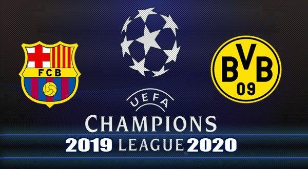 Барселона - Боруссия Дортмунд: прогноз на матч 27 ноября 2019