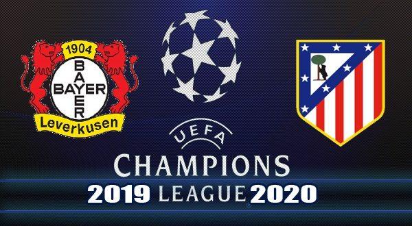 Байер - Атлетико: прогноз на матч 6 ноября 2019