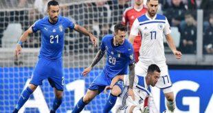 Босния - Италия 15.11.2019: прогноз с коэффициентом 2,20