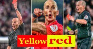 Жёлтая и красная карточки в футболе: что означают и за что их дают?
