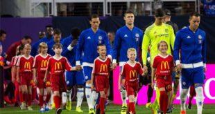 Почему футболисты выходят на поле с детьми? Ответы Football-match24.com
