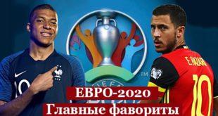 Кто выиграет ЕВРО-2020 по футболу: фавориты, прогноз на победителя
