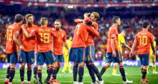 Прогноз на матч Испания - Мальта 15 ноября 2019 (ставка Ф2+5,5)