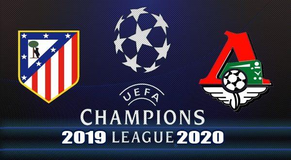 Прогноз на матч Атлетико - Локомотив 11 декабря 2019