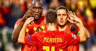 Состав сборной Бельгии на Евро-2020 по футболу