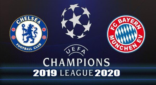 Челси - Бавария 25 февраля 2020: прогноз, ставки, составы на матч