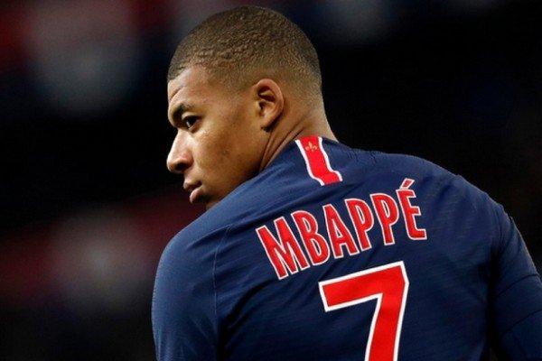Мбаппе в Париже