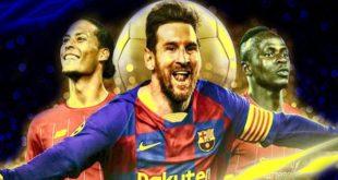 Золотой мяч 2020: список претендентов, дата вручения, фавориты