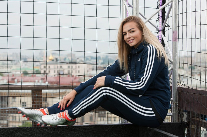 Ксения Коваленко Россия
