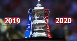 Кубок Англии по футболу 2019-2020: расписание, результаты (1/16,1/8,1/4,1/2, финал)