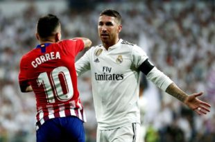 Реал - Атлетико 12 января 2020: прогноз на финал Суперкубка Испании