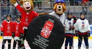 Таблица ЧМ по хоккею 2020: группы, расписание, результаты матчей