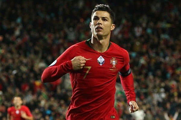 Роналду едет на Евро