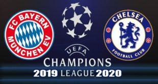 Бавария - Челси 8 августа 2020: прогноз на ответный матч