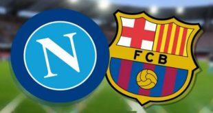 Наполи - Барселона: прогноз на сегодня 25.02 Кэф. 1,84