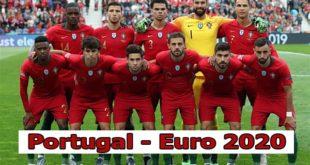 Состав сборной Португалии на Евро-2020 по футболу (финальный турнир)