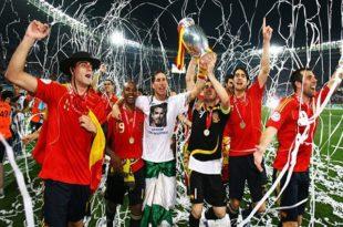 Тест на знание чемпионата Европы по футболу