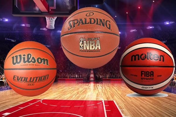 Популярные бренды баскетбольных мячей