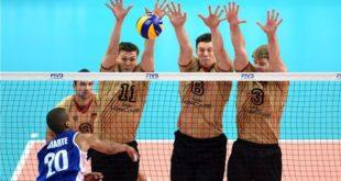 Блок в волейболе: виды и техника выполнения блокирования