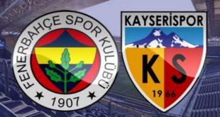 Фенербахче - Кайсериспор 20 марта: прогноз и ставка на матч