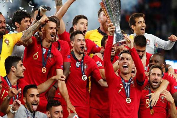 Португалия - чемпион Лиги наций 2019